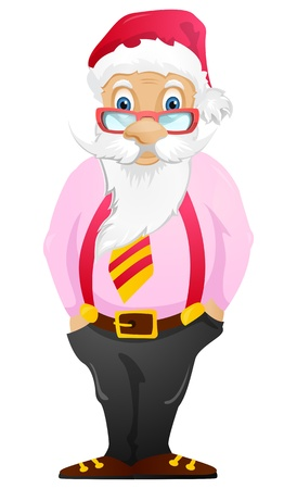 Santa Claus Stock Vector - 20857601