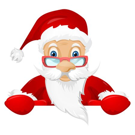 Santa Claus Stock Vector - 20857602