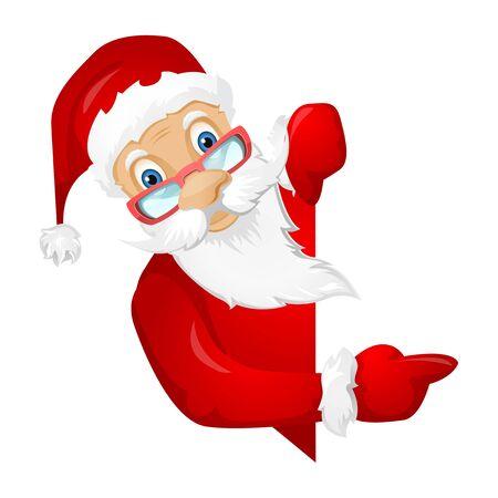 Santa Claus Stock Vector - 20857603