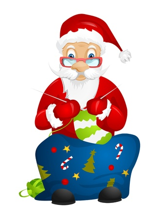 Santa Claus Stock Vector - 20857615