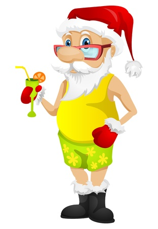 Santa Claus Stock Vector - 20857619