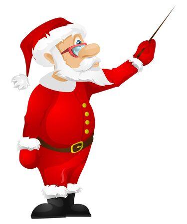 Santa Claus Stock Vector - 20857614