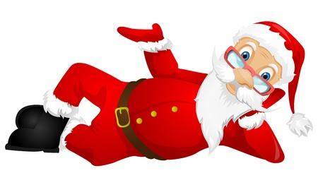 Santa Claus Stock Vector - 20857616