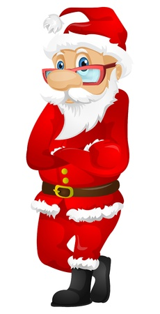 Santa Claus Stock Vector - 20857618
