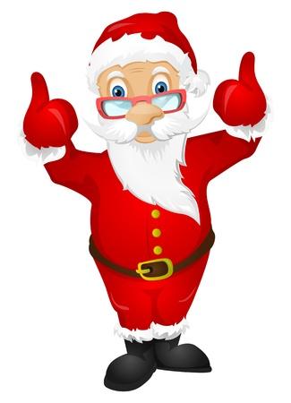 Santa Claus Stock Vector - 20857617
