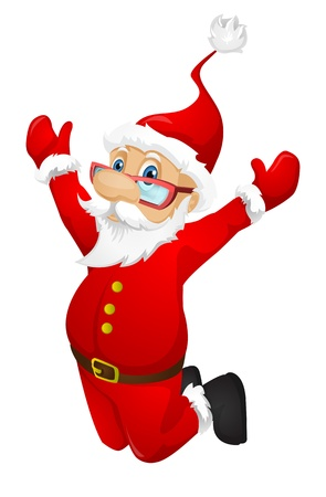 Santa Claus Stock Vector - 20857635