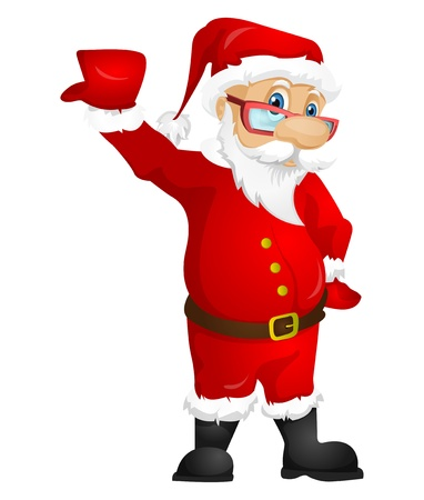 Santa Claus Stock Vector - 20857654