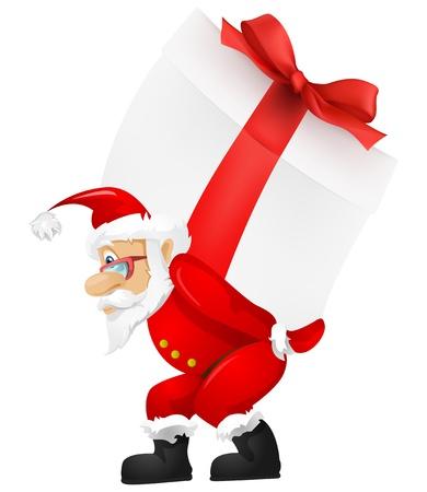 Santa Claus Stock Vector - 20857638
