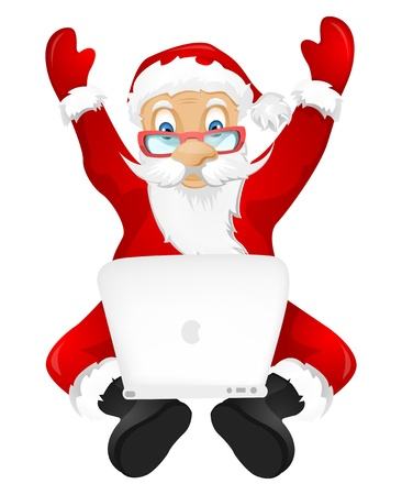 Santa Claus Stock Vector - 20857639