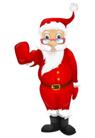 Santa Claus Stock Vector - 20857640