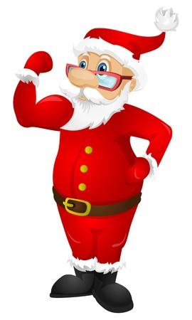 Santa Claus 向量圖像
