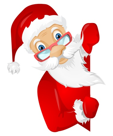 Santa Claus Stock Vector - 20857644