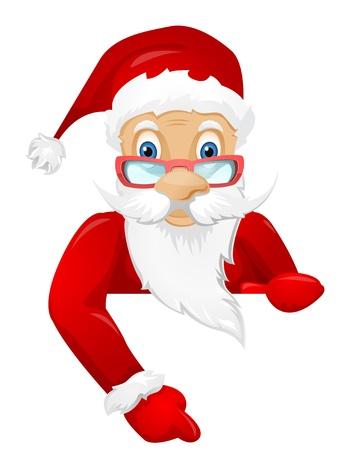 Santa Claus Stock Vector - 20857647