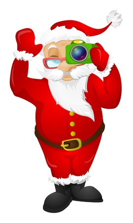 Santa Claus Stock Vector - 20857646