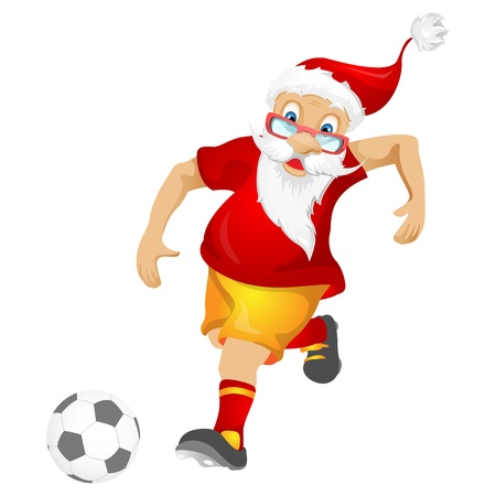 Santa Claus Vettoriali