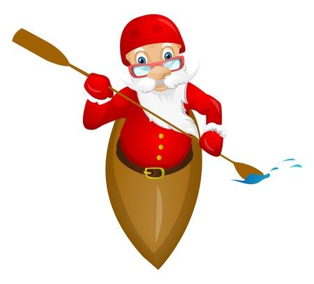 Santa Claus Ilustrace