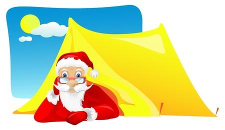 Santa Claus Stock Vector - 20857684