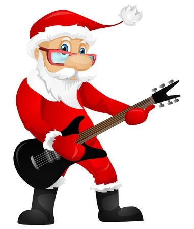 santa costume: Santa Claus Illustration