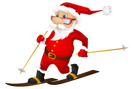 Santa Claus Stock Photo - 20857679