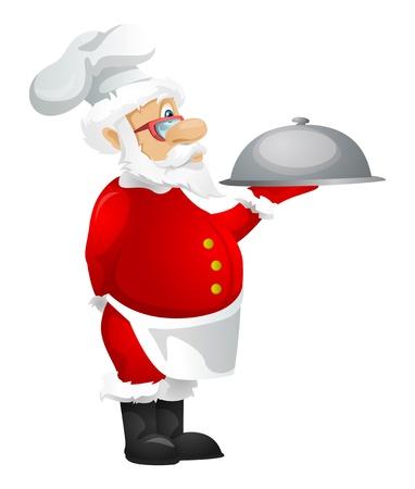 fictional character: Santa Claus Stock Photo