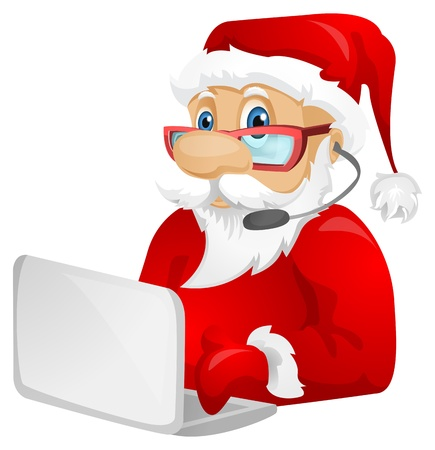 Santa Claus Stock Photo - 20857693