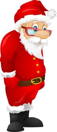 Santa Claus Reklamní fotografie