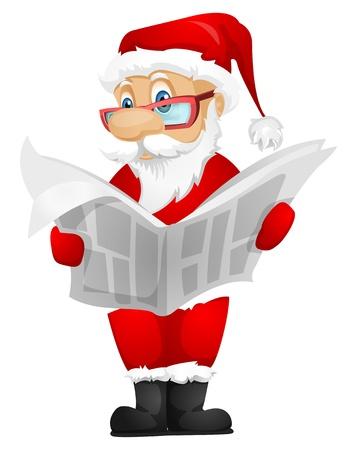 Santa Claus Stock Vector - 20857714