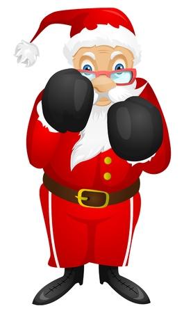 Santa Claus Stock Vector - 20857717