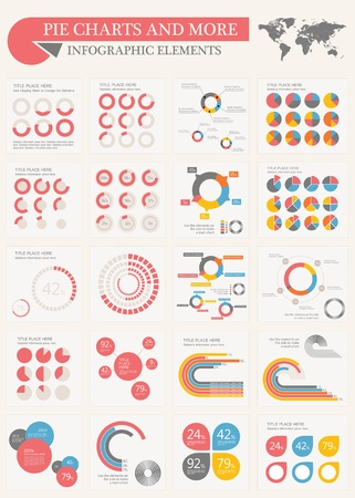 Pie Charts and More Illustration