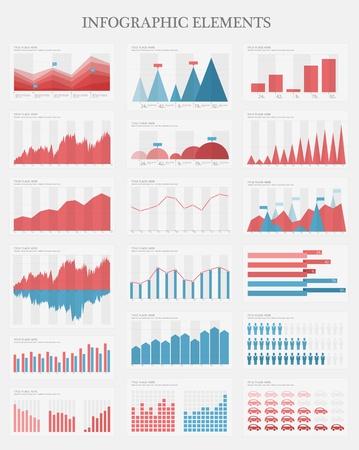 Pie Charts and More Standard-Bild
