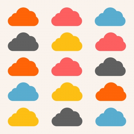 Cloud Service Stock Photo - 21131273