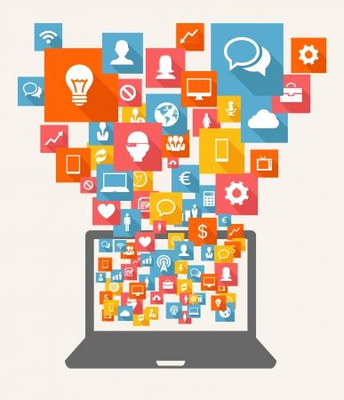 parley: Iconos Web Vectores