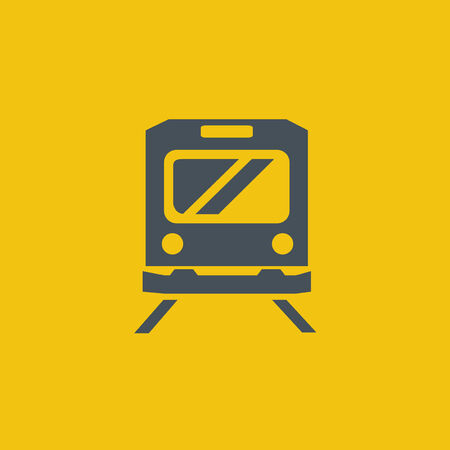 icon vector: Transportation Flat Icon. Vector Pictogram. EPS 10.