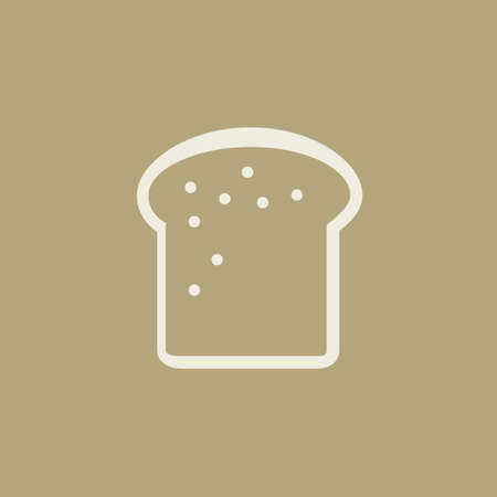 Food Flat Icon. Vector EPS 10.