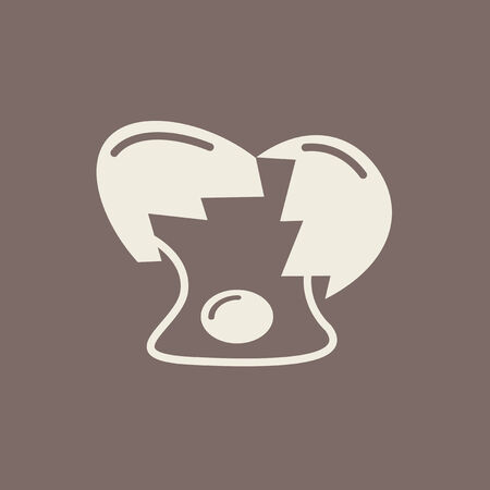 食品フラット アイコン。ベクトル EPS 10。