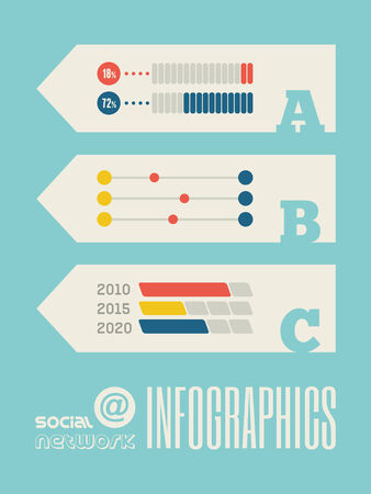 pictorial  representation: Technology Flat Infographic Element Graphics
