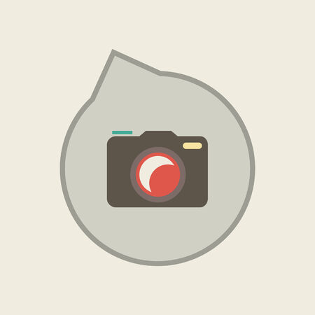 taking picture: Travel Flat Infographic Element Graphics