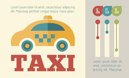 Travel Flat Infographic Element Graphics