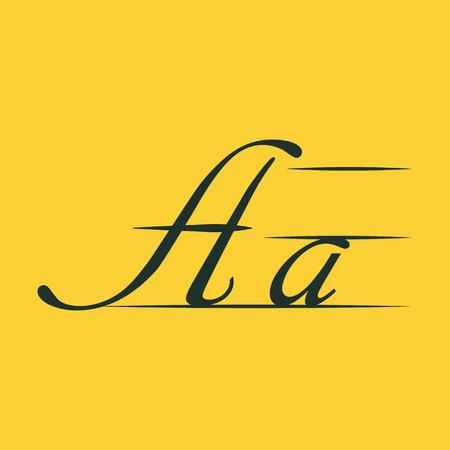 Flat Education Icon  Vector Graphics  Ilustracja