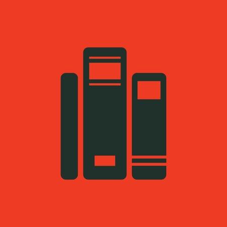 literature: Flat Education Icon  Vector Graphics  Illustration