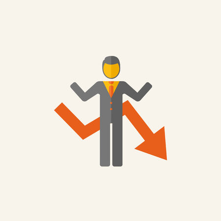 Business Flat Icon Graphics