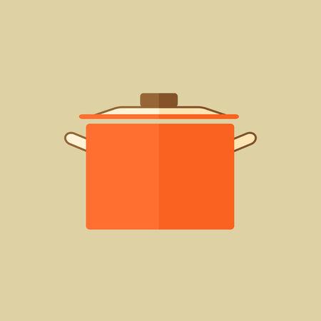 パン食品フラット アイコン。  イラスト・ベクター素材