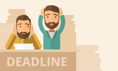 perişan: Onların iki eller yükselterek tarihine kendi projesini sunmak başarısız çünkü sakallı iki üzgün yüz yenilikçi Kafkas beyler büyük bir sorunu var. Hayal kırıklığı, sefil bir kavram. Pastel paleti, bej renkli ba ile çağdaş tarzı