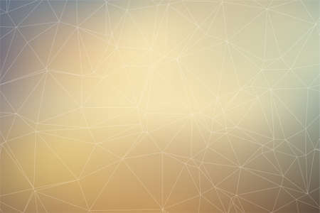Abstract triangle polygonal vector geometric background Illustration