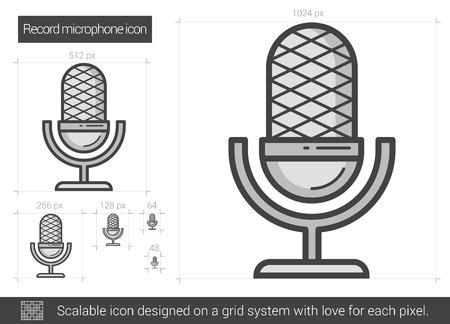 Ungewöhnlich Mikrofon Schematisches Symbol Ideen - Die Besten ...