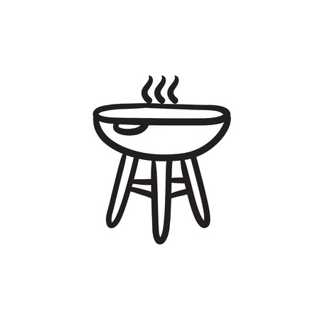 545 Barbeque Kettles Cliparts Stock Vector And Royalty Free
