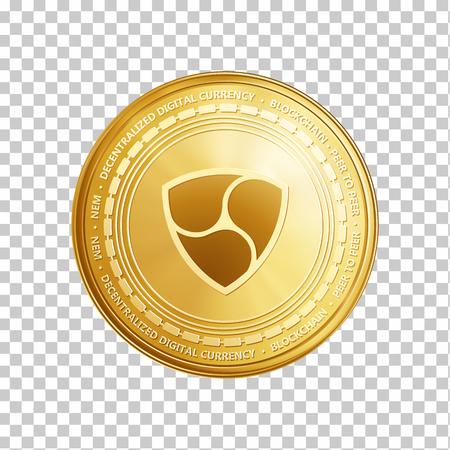 Golden coin icon.