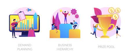 Startup sources vector concept metaphors. Ilustração