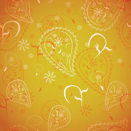 indium: Traditional indium mandala symbol. Ethnic background vector. Illustration