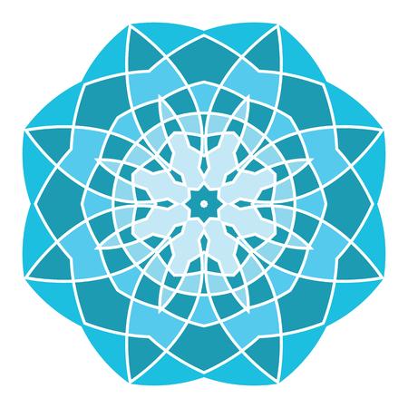 Elegant Ornaments Lace Mandala. Ancient decorative ornament pattern. Hand-drawn Islam, Arabic, Indian, ottoman motifs, lace pendant, greeting cards, wedding invitation, creative template, vector